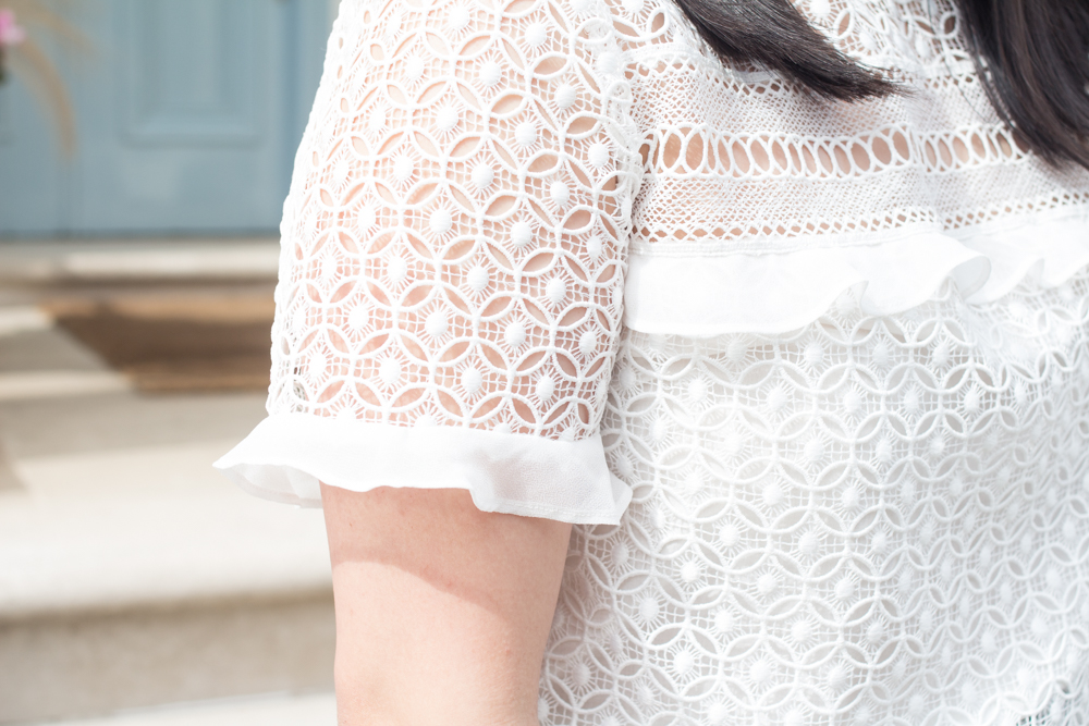 Notting Hill Lace Detail