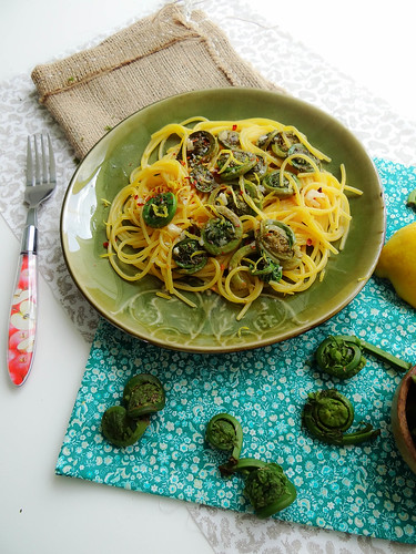Image source: http://sundaymorningbananapancakes.blogspot.ca/2012/05/fiddlehead-pasta-versatile-blogger.html