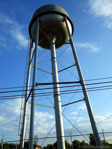 Day 157 Water Tower by pixygiggles