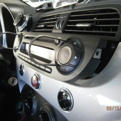 Car Radio Wiring Diagram Needs Volvo Xc90 Stereo How-to: 2012 Fiat 500 Double Din Install