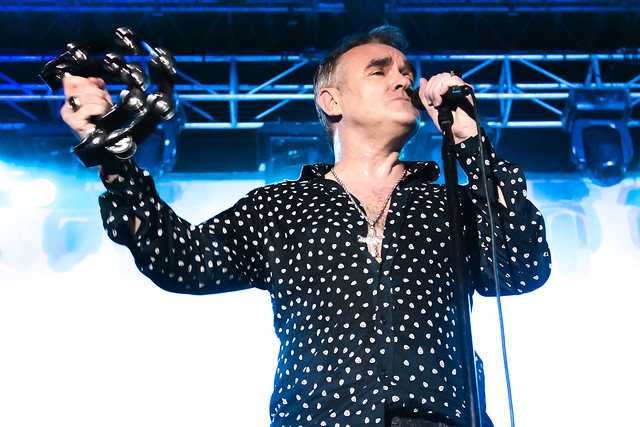 Morrissey Live in Singapore