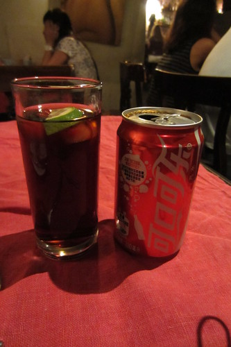 Fake Coke!