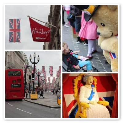 Our trip to Regent Street