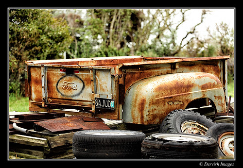 Ford by Dervish Images