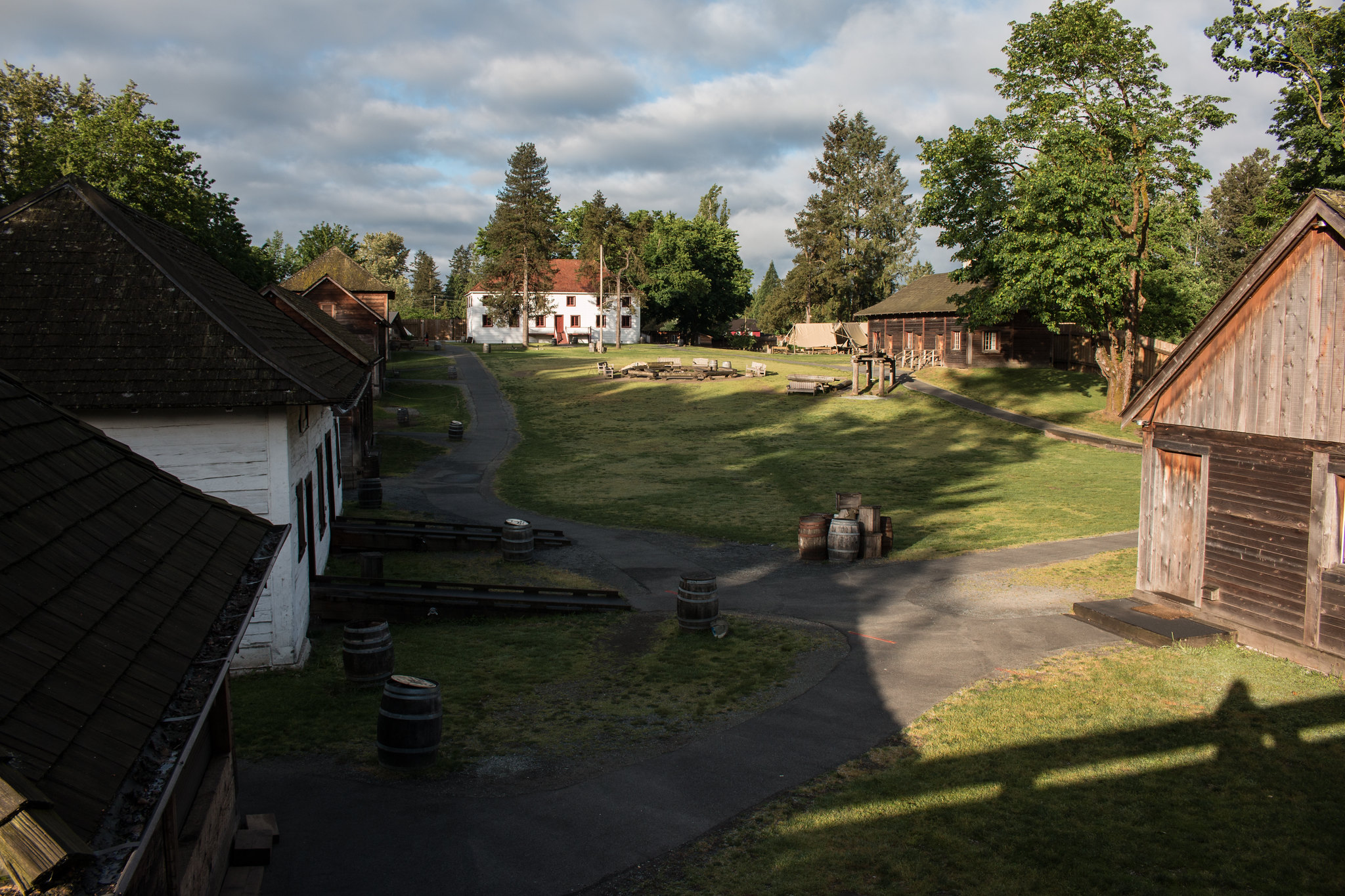 FORT LANGLEY NATIONAL HISTORICAL SITRE