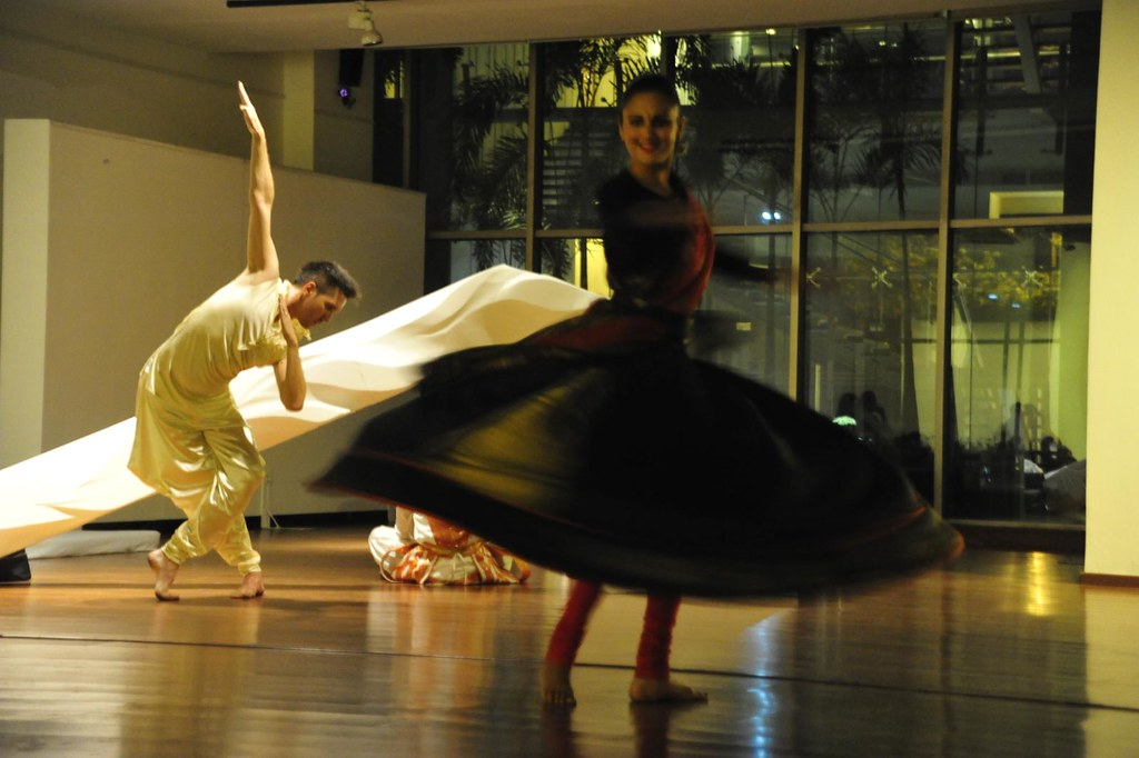 Devotions' - Expression of spiritualism through confluence of dance forms