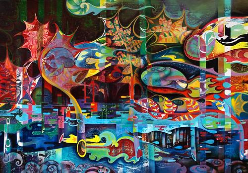 """""""THE RACE"""" by Yosvany Teijeiro"""