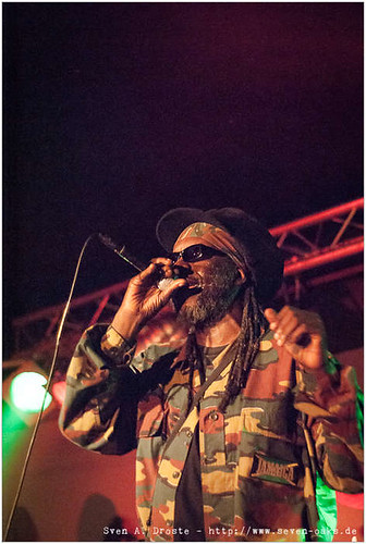 Macka B. & The Roots Ragga Band