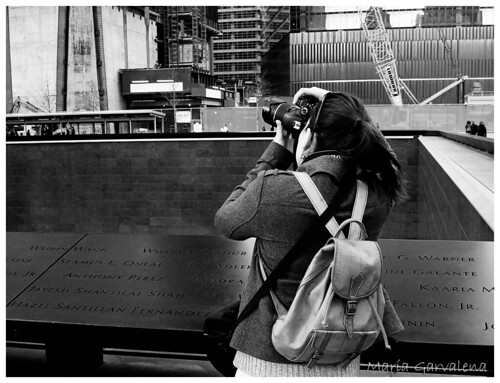 New York - The Photographer Photographed