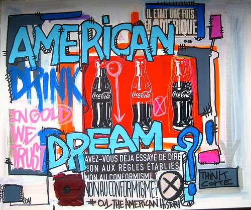 American Dream by Tarek by Pegasus & Co
