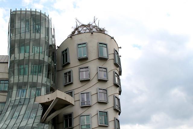 Dancing Building - by Frank Gehry & Vlado Milunić