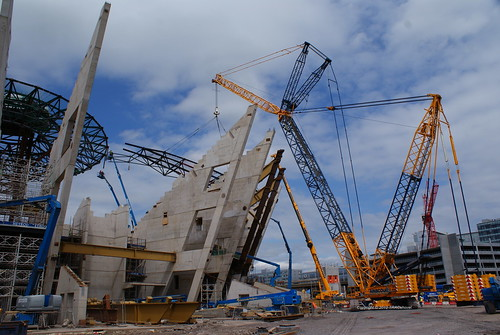 DEMAG CC2500 - Ainscough Heavy Crane Hire
