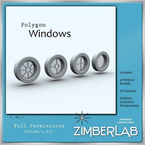 ZimberLab Windows C @ The Deck