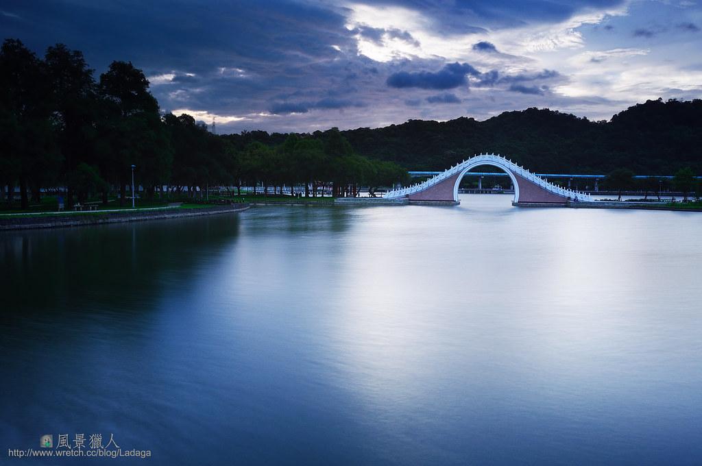 2012-06-12 內湖 大湖公園 風雨前的晨彩 @ 風景獵人 :: 痞客邦