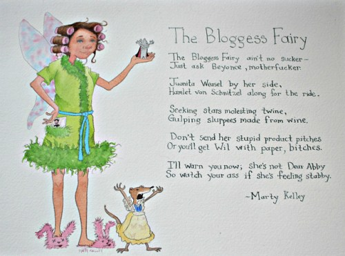 bloggess fairy