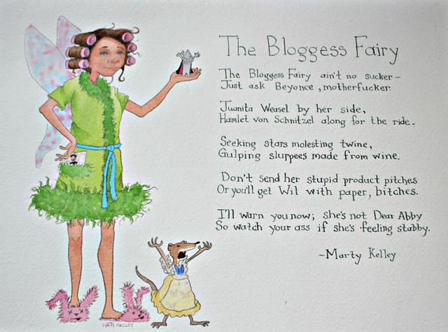 bloggess fairy