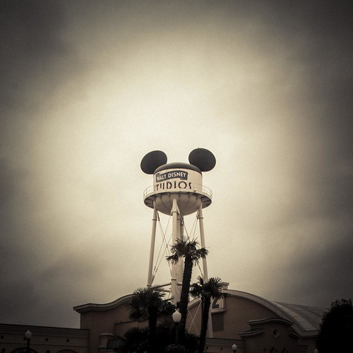 Dark Disney : The Sign of the Mouse (Disneyland Studios Paris) - Photo : Gilderic