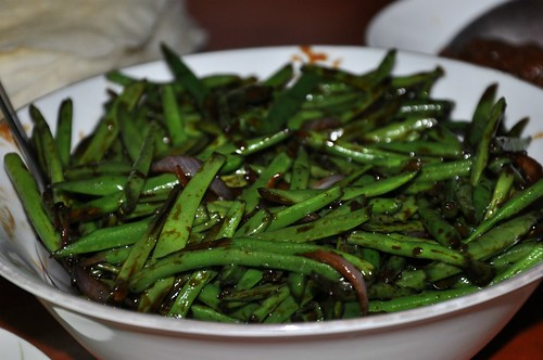 French Beans Adobo