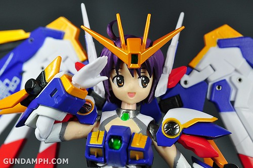 Armor Girls Project MS Girl Wing Gundam (EW Version) Review Unboxing (89)