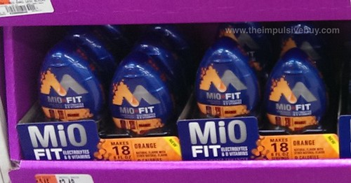 MiO Fit Orange