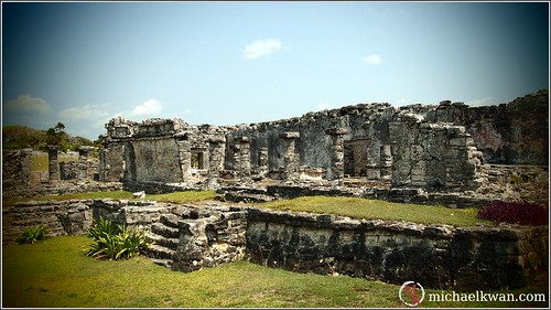 Tulum Mayan Ruins, Mexico (5 of 7)