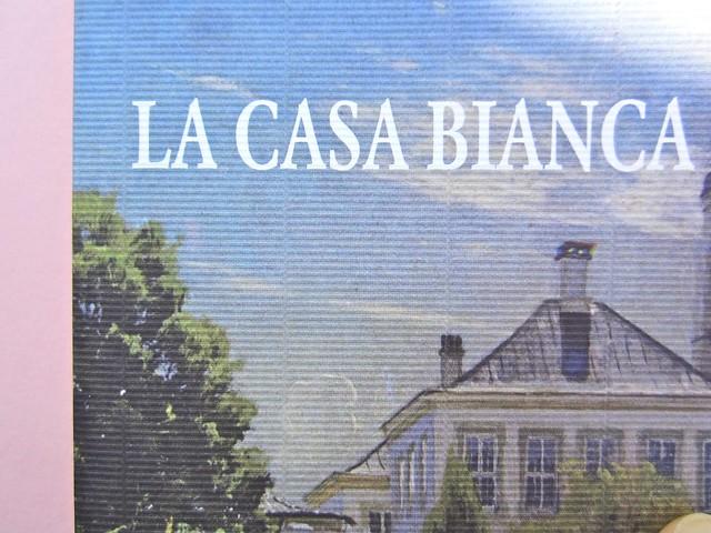 Herman Bang, La casa bianca. Iperborea 2012. [responsabilità grafica non indicata]. Copertina (part.), 2