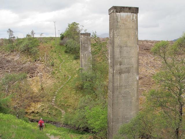 Iron ore mine railway, Raasay
