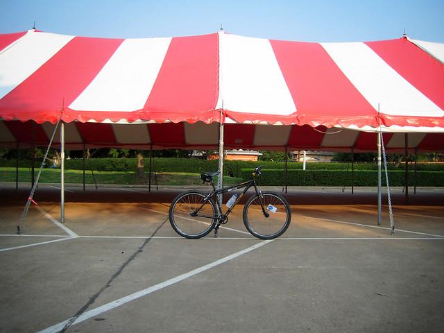 Suburban Tent