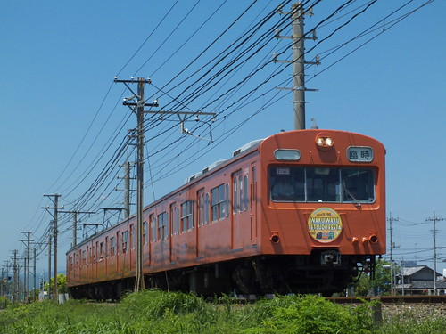 1003F(わくわく鉄道フェスタHM) @大麻生〜明戸