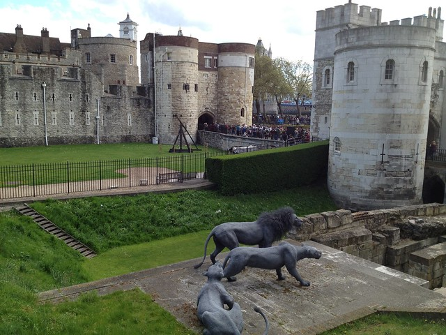 Tower of London, Her Majesty's Royal Palace and Fortress