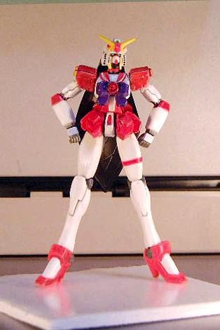 Sailor Moon Gundam PH MSVN_Mars