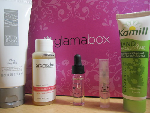 April 2012 Glamabox