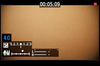 canon 5d mark iii mk 3 movie video silent control touch pad q button menu