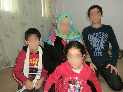 Salaama Family Tried Hiding in Iraq Before Fleeing to Jordan by aymanfadel