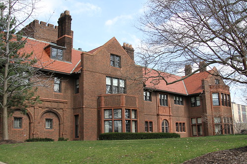 Francis Drury Mansion - 8615 Euclid Ave.
