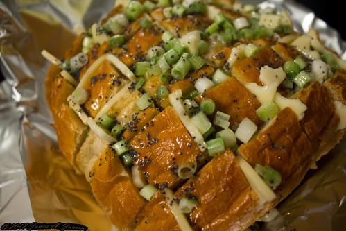 Onion & Cheese Bread 5
