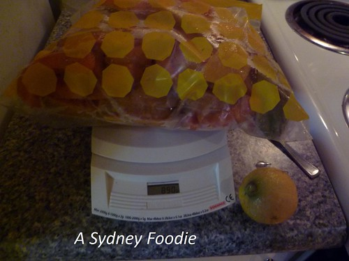 Processed Guavas