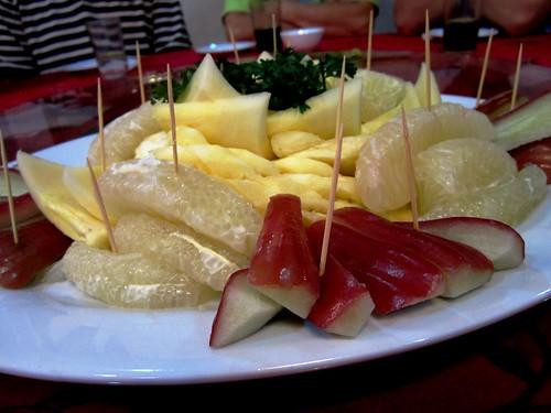 NewCapitol fruit platter