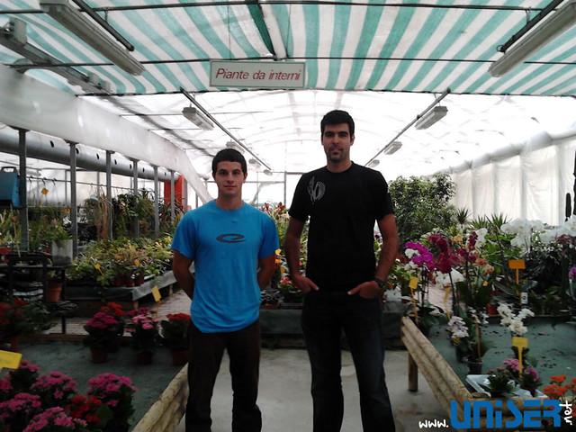 Alex e Vincent