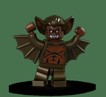 LEGO Monster Fighters Manbat