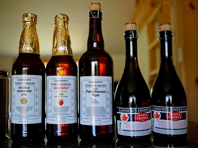 Lawson's Beer Haul 6-9-2012