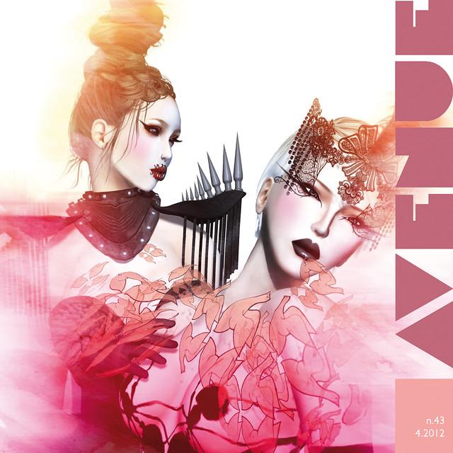 AVENUE Magazine April 2012