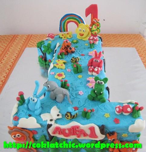 Cake Baby TV di angka 1