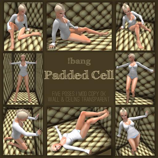 !bang - padded cell