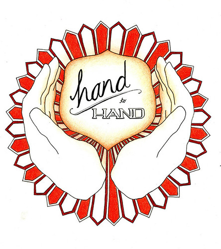 hand 2 hand LOGO