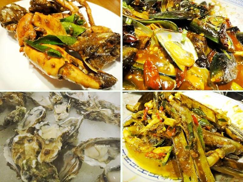 16. seafood