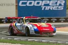 Porsche GT3 Sponsored by Privacy Star