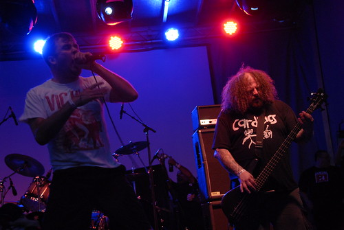 Napalm Death at Maryland Deathfest X