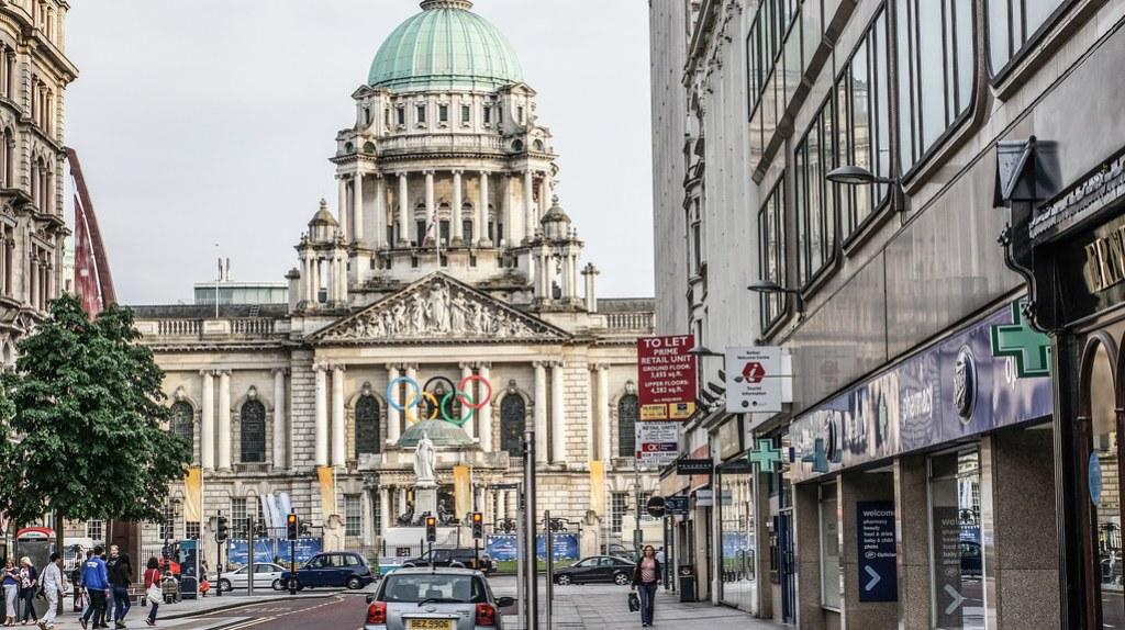 Belfast City Hall - May 2012, best hotels in belfast