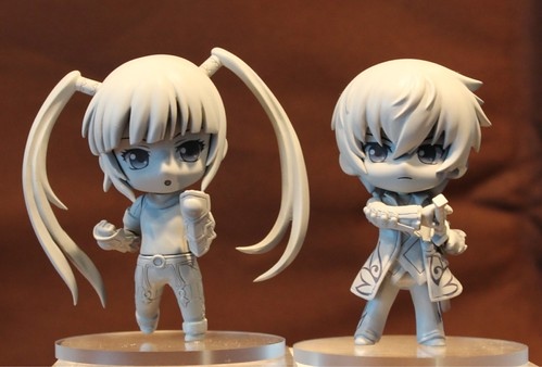 Nendoroid Petit Sophie and Asbel (Tales of Graces)